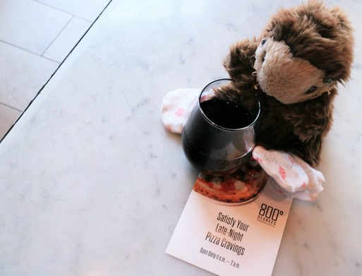 800 Degrees Pizza (Sea Otter + Red Wine). | hiohio.net