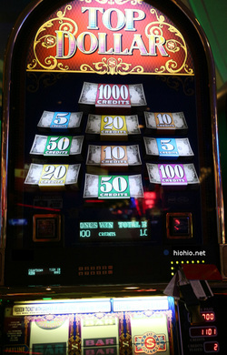 Top dollar casino game key largo casino vegas
