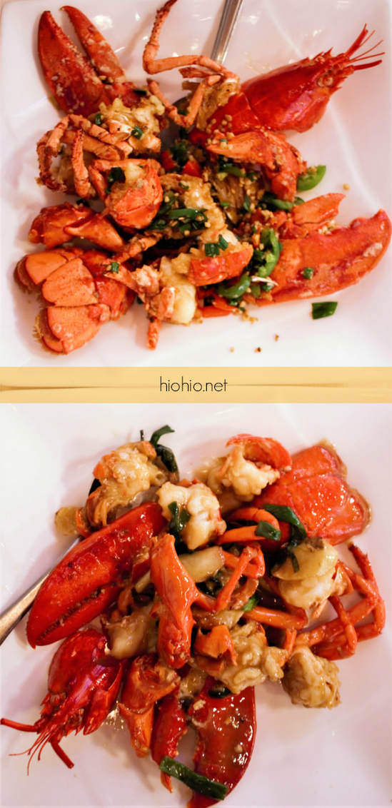 Canton Seafood Restaurant Honolulu Hawaii Oahu Dine In Fresh And Affordable Lobster