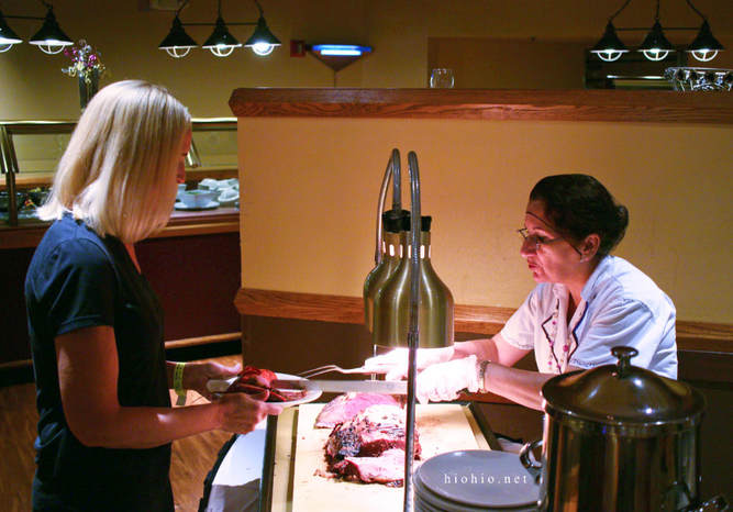 Fort McDowell Casino Arizona (All-you-can-eat Buffet) Red Rock Buffet.  Thursday and Friday Prime Rib and Lobster Dinner.