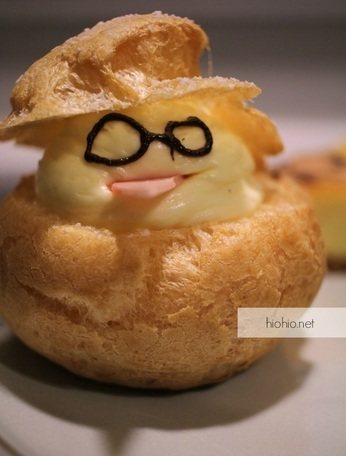 Kulu Kulu Honolulu, Cute Animal-Shaped Pastry (Chicken Cream Puff).